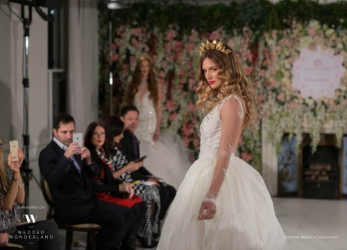 Natalie Anne @ The Eternal Bridal & Galia Lahav Trunk Show